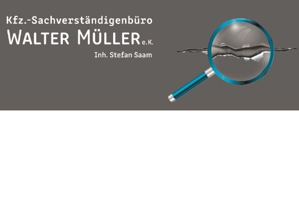 KFZ-Sachverständigenbüro WALTER MÜLLER
