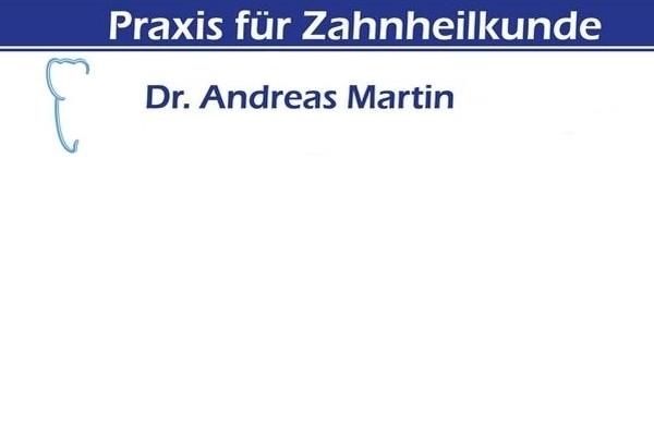 Dr. Andreas Martin