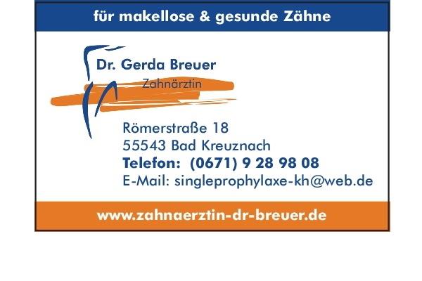 Zahnartzpraxis Dr. Gerda Breuer