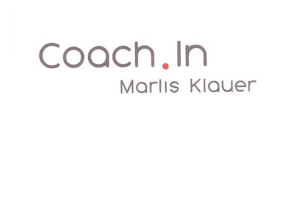 Coach.In Marlis Klauer